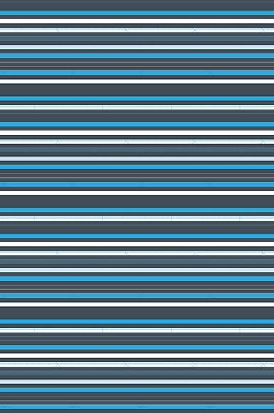 Mustertapete Streifen 05 - Gesamtansicht (4 Bahnen)