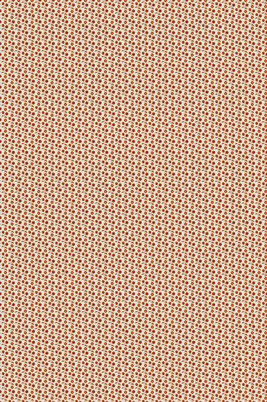 Mustertapete Flores 03 - Gesamtansicht (4 Bahnen)