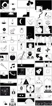 Kindertapete Comic 01