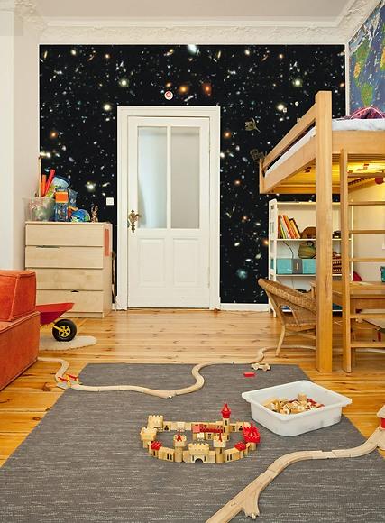 Bildtapete Juri 01 - Juri im Kinderzimmer