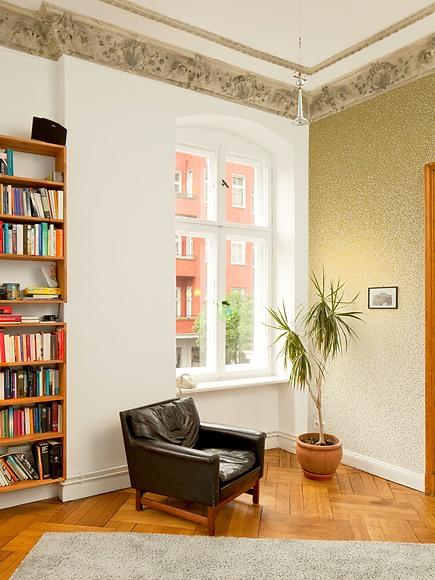 Bildtapete Marilyn - Marilyn im Wohnzimmer