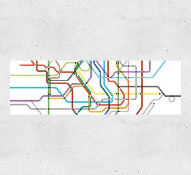 Karte Tokio Metro