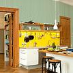 Mustertapete Marie 02 - Marie 02 in der Küche