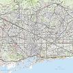 Stadtplan Barcelona - Gesamtansicht