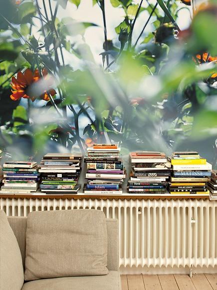 Fototapete Susanna - Susanna im Wohnzimmer
