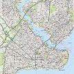 Stadtplan Istanbul - Gesamtansicht