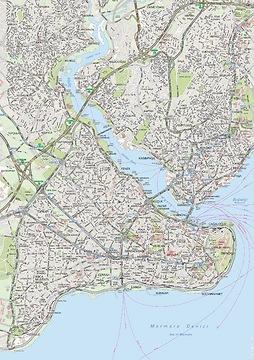 Stadtplan Istanbul