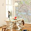 Stadtplan Stockholm - Stockholm im Wohnzimmer