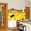 Mustertapete Floretta 03 - Floretta 03 in der Küche
