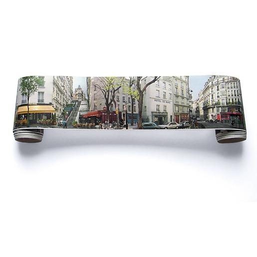 Panorama Borte Paris - Rollenansicht