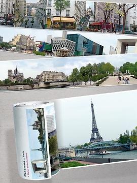 Panorama Borte Paris