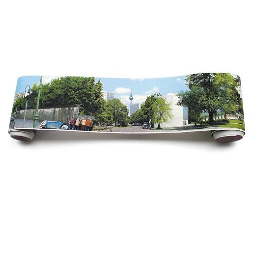 Panorama Borte Berlin - Rollenansicht