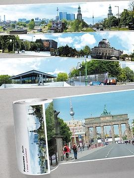 Panorama Borte Berlin