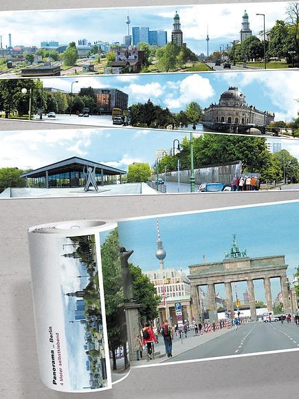 Panorama Borte Berlin - Ausschnitte