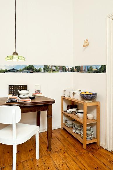Panorama Borte Berlin - Berlin in der Küche