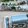 Panorama Borte Los Angeles - Ausschnitte