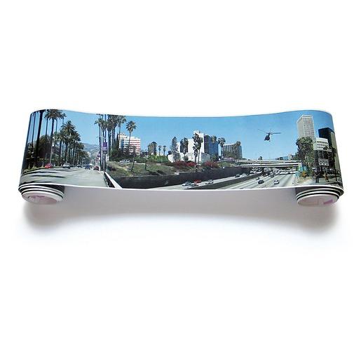 Panorama Borte Los Angeles - Rollenansicht