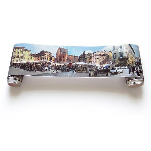 Panorama Borte Rom - Rollenansicht