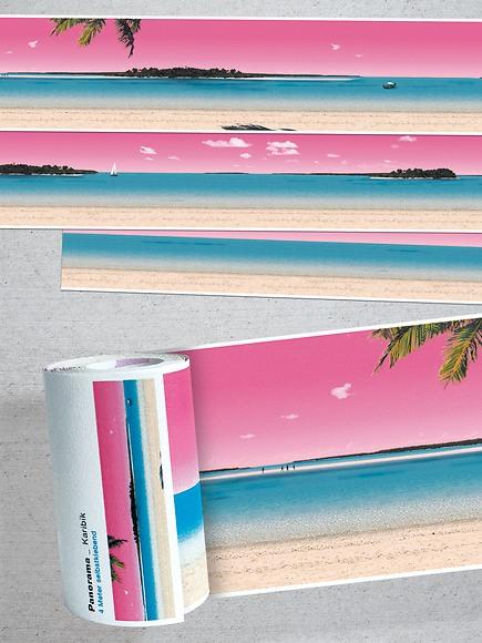 Panorama Borte Karibik - Ausschnitte