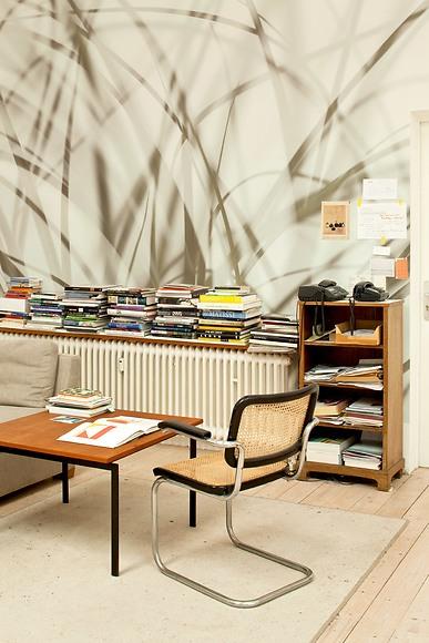 Fototapete Gil 02 - Gil 02 im Wohnzimmer