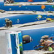 Panorama Borte Aquarium - Ausschnitte