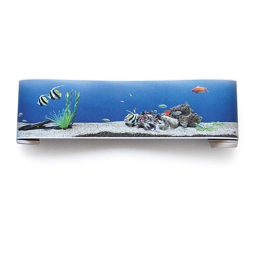 Panorama Borte Aquarium - Rollenansicht