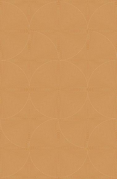 Mustertapete Kreise 04 - Gesamtansicht (4 Bahnen)