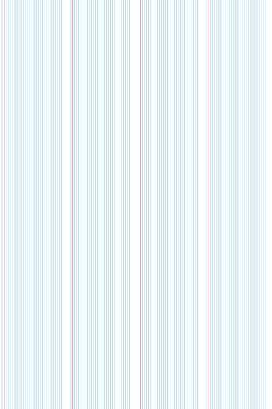 Mustertapete Linien 01 - Gesamtansicht (4 Bahnen)