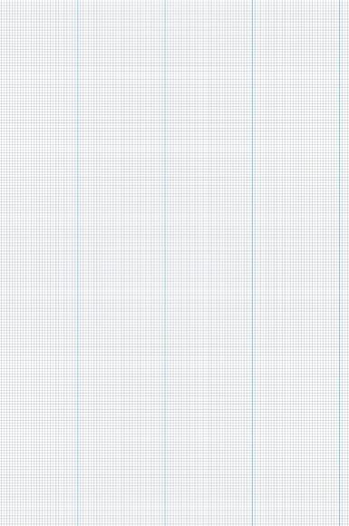 Mustertapete Linien 03 - Gesamtansicht (4 Bahnen)