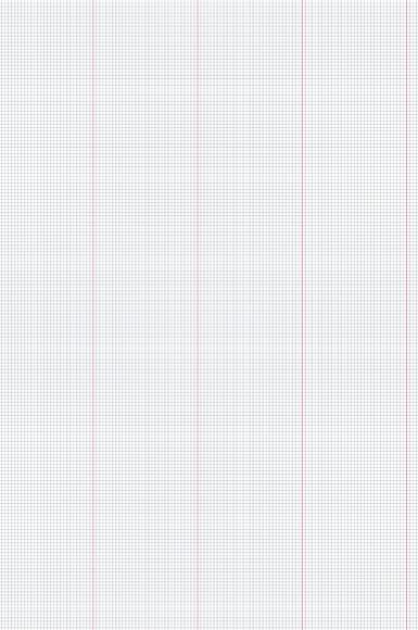 Mustertapete Linien 04 - Gesamtansicht (4 Bahnen)