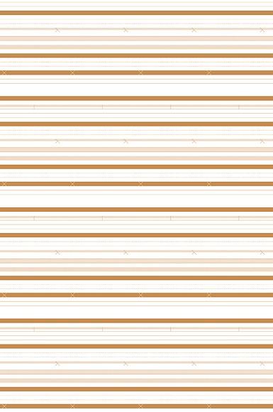 Mustertapete Streifen 02 - Gesamtansicht (4 Bahnen)