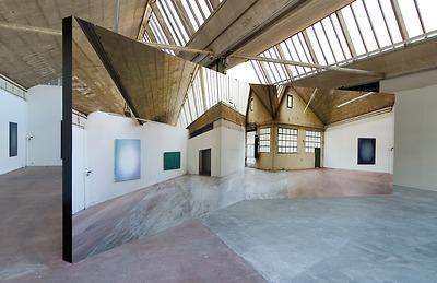 Nils Nova - Spanische Wand, Kunstverein Heilbronn