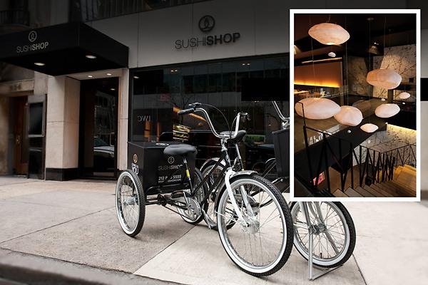 Sushi Shop - Madison Avenue NYC